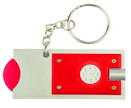 מחזיקי מפתחות פלסטיק / גימיקים