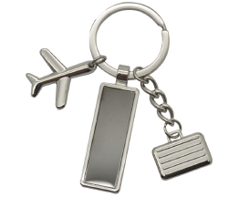 מחזיקי מפתחות ממתכת / בעיצוב אישי