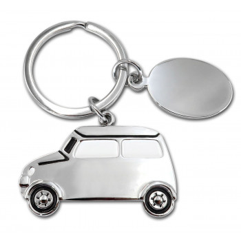 מחזיק מפתחות מכונית מיני מתכתי