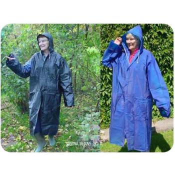 מעיל גשם אלגנט עבה ארוך