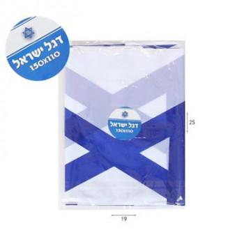דגל ישראל 110X150, TSW-15158