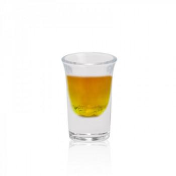 """כוס שוט עשויה זכוכית 20 מ""""ל, TSK-9710"""
