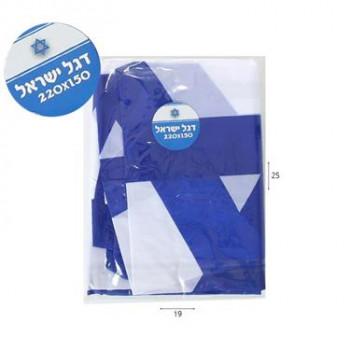 דגל ישראל 220X150, TSW-15165