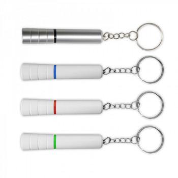 מחזיק מפתחות עם פנס לד עם 2 מצבי תאורה, TSK-1065