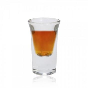 """כוס שוט עשויה זכוכית 30 מ""""ל - TSK-9738"""