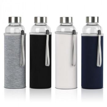 בקבוק זכוכית מעוצב   500ML , TSC-1815