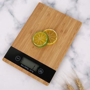 משקל במבוק מעוצב עד 5 קג אריזת מתנה,TNY-4519