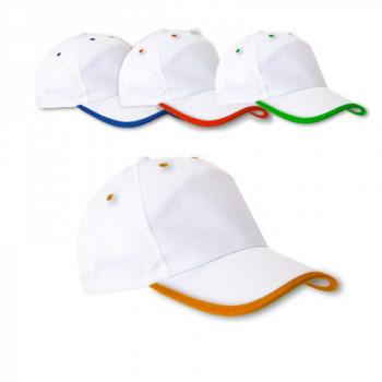 """כובע מצחיה, 7 פאנל סגר סקוץ' מידה 59 ס""""מ, TSK-2025"""