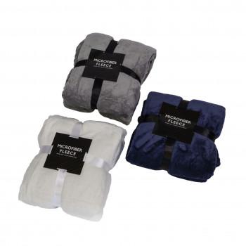 שמיכה מיקרופייבר סופר רכה, נעימה ומפנקת., TSZ-3950