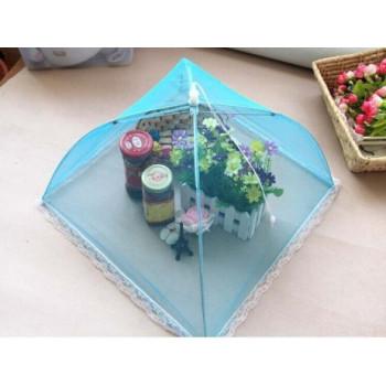 מטריה רשת מתקפלת נגד חרקים, זבובים ויתושים, לכיסוי מזון,TSGT-062