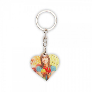 מחזיק מפתחות בצורות עם תמונה של הילד, TSK-11857