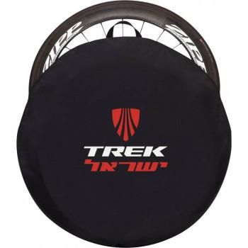 תיק כיסוי לגלגל אופניים, עשוי ניילון עמיד למים, כיס פנימי עם רוכסן, ידית אחיזה, TSM-0095
