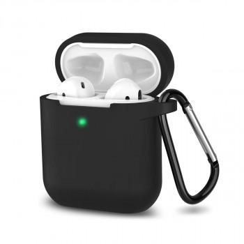 TWS כיסוי סיליקון לקופסת טעינה של אוזניות