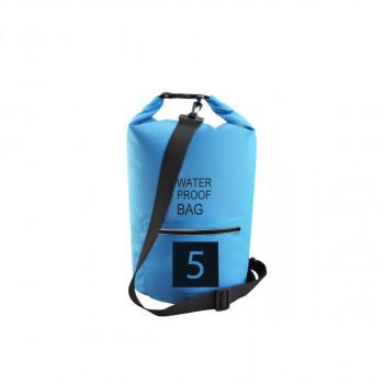 תיק אטום למים, 5 ליטר