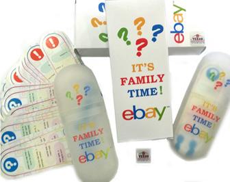 משחק טריויה ממותג עבור חברת ebay